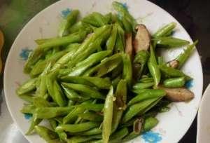 刀豆怎么做好吃 刀豆的做法步骤教程